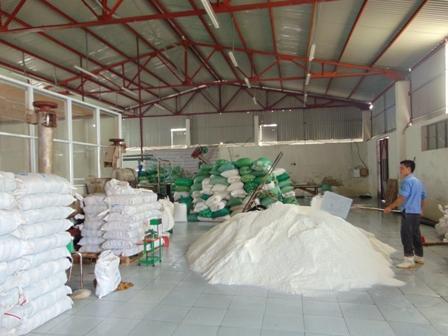 Công ty cổ phần Muối và thương mại  Nam Định